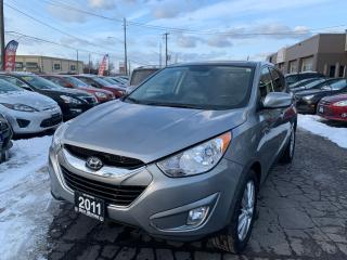 Used 2011 Hyundai Tucson Limited-AWD for sale in Hamilton, ON