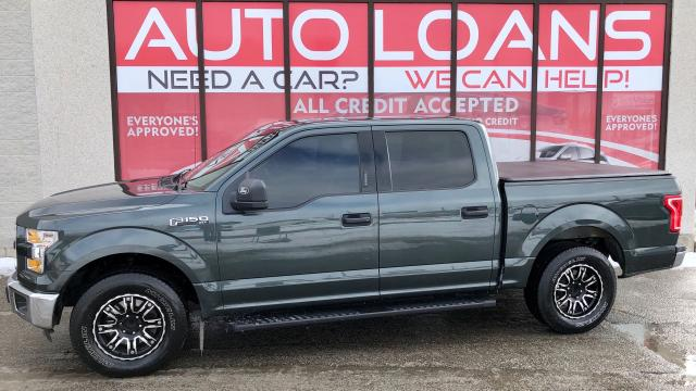 2015 Ford F-150 XLT-AL CREDIT ACCEPTED