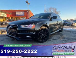 Used 2015 Audi A4 Progressiv plus for sale in Windsor, ON