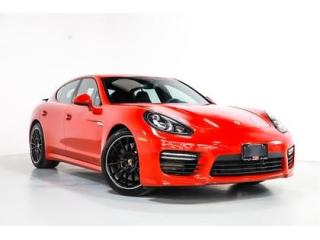 Used 2016 Porsche Panamera GTS   PREMIUM PKG. PLUS   20 INCH WHEELS   LOW KM for sale in Vaughan, ON