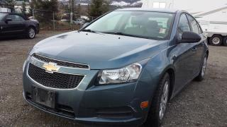 Used 2012 Chevrolet Cruze 2LS for sale in West Kelowna, BC