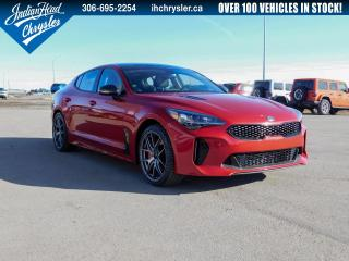 Used 2018 Kia Stinger GT | Leather | Satellite Radio for sale in Indian Head, SK