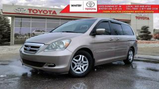 Used 2005 Honda Odyssey EXL EX-L for sale in Whitby, ON