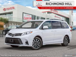 New 2020 Toyota Sienna LE 7-Passenger  - Heated Seats - $132.62 /Wk for sale in Richmond Hill, ON