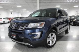 Used 2016 Ford Explorer 4WD XLT I NO ACCIDENTS I NAVIGATION I LEATHER I REAR CAM for sale in Mississauga, ON