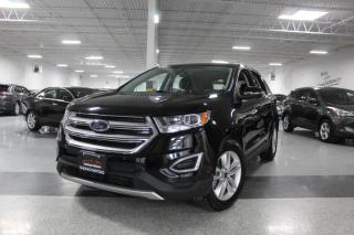Used 2016 Ford Edge SEL AWD I NO ACCIDENTS I REAR CAM I HEATED SEATS I BT for sale in Mississauga, ON