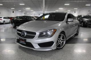 Used 2015 Mercedes-Benz CLA-Class CLA250 4MATIC I NAVIGATION I A.M.G I LEATHER I HEATED SEATS for sale in Mississauga, ON