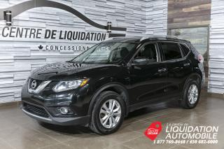 Used 2016 Nissan Rogue SV AWD+JANTES+TOIT OUVRANT+CAMERA REC+BLUETOOTH for sale in Laval, QC