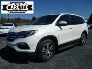 Used 2016 Honda Pilot Ex-l awd  8 passagers for sale in East broughton, QC