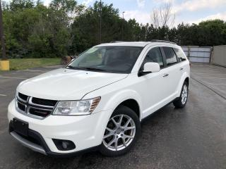 Used 2017 Dodge Journey GT AWD for sale in Cayuga, ON