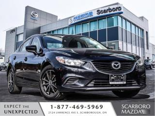 Used 2017 Mazda MAZDA6 NEW BRAKES&TIRES|NAVIGATION|1 OWNER for sale in Scarborough, ON