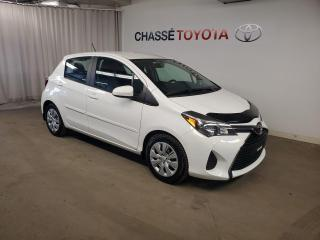 Used 2015 Toyota Yaris Hatchback Gr. Commodité for sale in Montréal, QC