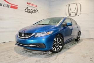 Used 2015 Honda Civic EX 4 portes, boîte automatique for sale in Blainville, QC
