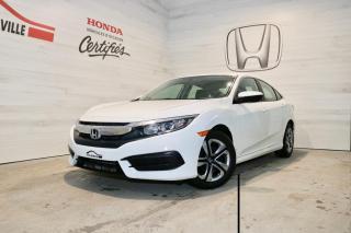 Used 2017 Honda Civic LX 4 portes CVT for sale in Blainville, QC