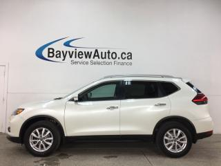 Used 2017 Nissan Rogue SV - AWD! PANOROOF! NAV! 52,000KMS! for sale in Belleville, ON