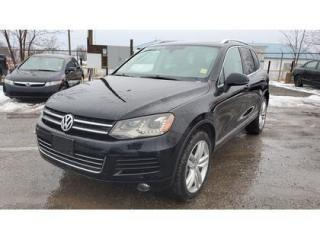 Used 2013 Volkswagen Touareg 3.6 L for sale in Whitby, ON