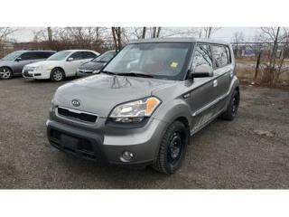 Used 2010 Kia Soul for sale in Whitby, ON