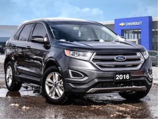 Used 2016 Ford Edge SEL for sale in Markham, ON