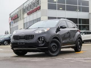 Used 2017 Kia Sportage SX AWD for sale in London, ON