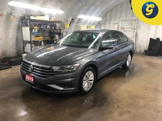Used 2019 Volkswagen Jetta Comfortline * ECO mode * Reverse camera * THINK BLUE TRAINER * Heated front seats * Phone connect * Voice recognition * Hands free steering wheel cont for sale in Cambridge, ON