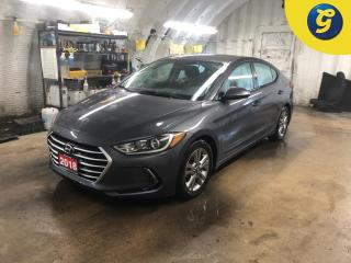 Used 2018 Hyundai Elantra SPORT/ECO mode * Blind spot assist * Reverse camera * Phone connect * Voice recognition * Auto/manual mode * Heated front seats/Steering Wheel * Clima for sale in Cambridge, ON