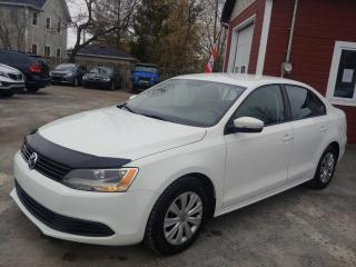 Used 2014 Volkswagen Jetta Trendline+*bluetooth*siege chauff*a/c for sale in Richelieu, QC