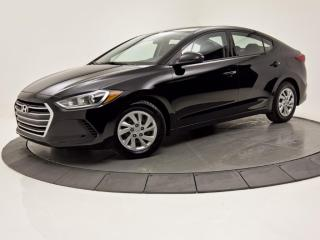 Used 2017 Hyundai Elantra LE SIÈGES CHAUFFANTS CRUISE GROUPES ÉLECTRIQUES for sale in Brossard, QC