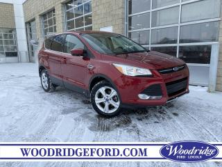 Used 2016 Ford Escape SE for sale in Calgary, AB