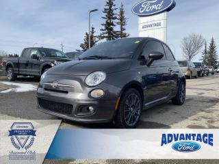 Used 2014 Fiat 500 Sport Remote Keyless Entry - One Owner - A/C for sale in Calgary, AB