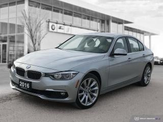 Used 2016 BMW 3 Series 328i xDrive Month End Pricing! for sale in Winnipeg, MB