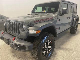 Used 2019 Jeep Wrangler Unlimited Rubicon ****PRICE REDUCED**** for sale in Calgary, AB