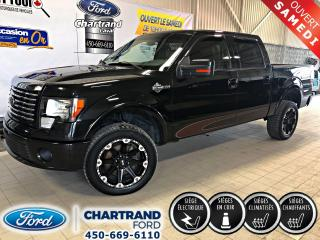 Used 2010 Ford F-150 Traction intégrale, cabine SuperCrew 145 for sale in Laval, QC