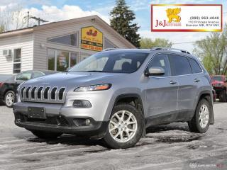 Used 2014 Jeep Cherokee North 4X4,Auto. for sale in Brandon, MB