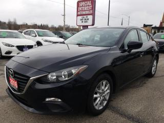 Used 2016 Mazda MAZDA3 GS BLUE TOOTH !!  REAR CAMERA !!  HEATED SEATS !! for sale in Cambridge, ON