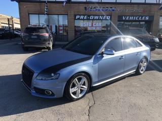 Used 2012 Audi S4 4dr Sdn S tronic Premium-NAVI-MODIFIED for sale in North York, ON