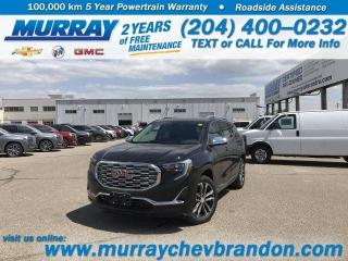 New 2020 GMC Terrain Denali for sale in Brandon, MB