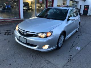 Used 2010 Subaru Impreza Sport-AWD for sale in Hamilton, ON