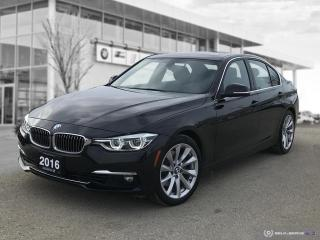 Used 2016 BMW 3 Series 330e SAVE ON FUEL WITH THIS 330e for sale in Winnipeg, MB