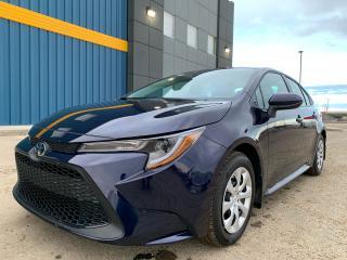 Used 2020 Toyota Corolla LE for sale in Saskatoon, SK