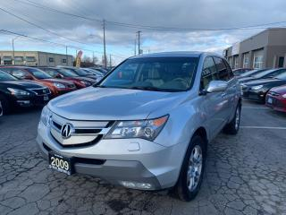 Used 2009 Acura MDX Tech pkg for sale in Hamilton, ON