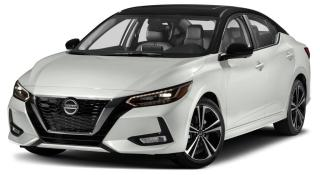 New 2020 Nissan Sentra SV COMPANY DEMO - ALL NISSAN NEW-CAR PROGRAM INCENTIVES APPLY! for sale in Toronto, ON