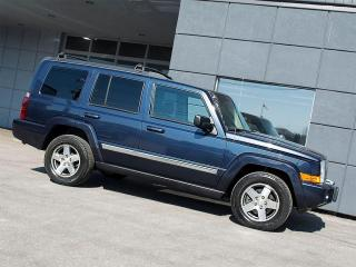 2010 Jeep Commander 3.7L V6|NAVI|REARCAM|LEATHER|ROOF|ALLOYS|7 SEATS