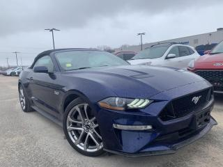 Used 2019 Ford Mustang GT Premium ASK ABOUT OUR 10 YEAR WARRANTY! HEATED/COOLED SEATS, NAVIGATION for sale in Midland, ON
