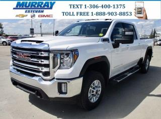 New 2020 GMC Sierra 2500 HD SLE/ BEDLINER/ HEATED SEATS/ REMOTE START/ CHROME for sale in Estevan, SK