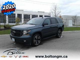 New 2020 Chevrolet Tahoe Premier - Leather Seats for sale in Bolton, ON