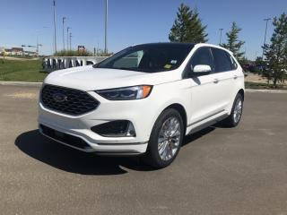 New 2020 Ford Edge Titanium for sale in Fort Saskatchewan, AB