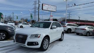 Used 2017 Audi Q5 quattro 4dr 2.0T Progressiv for sale in Burlington, ON