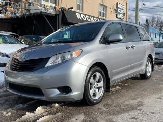 Used 2011 Toyota Sienna 5dr V6 7-Pass FWD for sale in Scarborough, ON