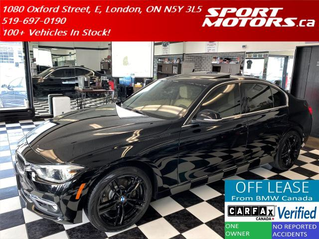 2016 BMW 3 Series 328i xDrive+GPS+Camera+Sensors+Tinted+AccidentFree