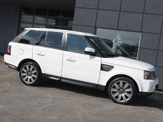 Used 2012 Land Rover Range Rover Sport SUPERCHARGED|NAVI|REARCAM for sale in Toronto, ON